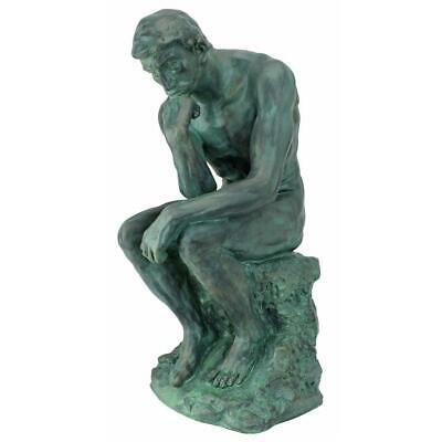 Design Toscano Rodin's Thinker Statue: Large