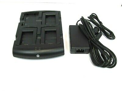 Symbol Battery Charger Charge Cradle SAC7X00-4 For Use Wit MC70 MC75 FR68 FR6000