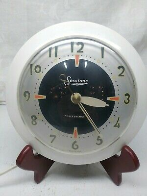 Vintage Sessions Preference Electric Kitchen  Wall Clock
