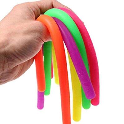 Stretchy string fidgets noodle autism/adhd/anxiety squeeze fidgets sensory FLH