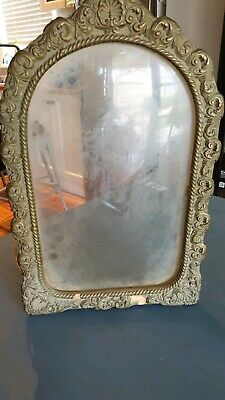Ornate Plaster moulding Convex Glass Picture Photo Frame