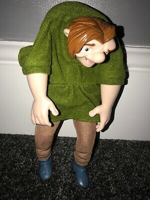 Disney The Hubchback Of Notre dame Quasimodo Hand Puppet Soft Toy Burger King