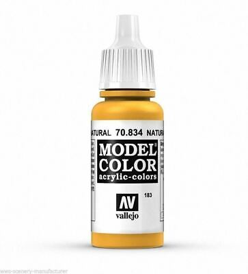 WWG Vallejo Paint Model Color Natural Woodgrain 70.834 – Wargame Miniature