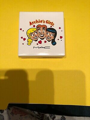 MAC Cosmetics Archie's Girls Veronica's Blush Pearlmate Powder - New