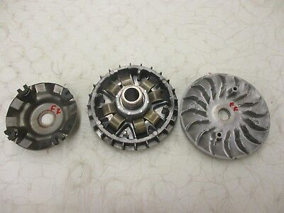2012 Honda Silver Wing 600 Scooter Primary Drive Clutch F-245