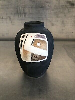vintage pottery Vase From 1987