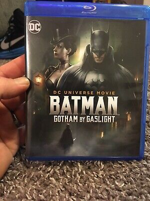 DCU: Batman: Gotham By Gaslight Blu-ray Disc Only Ships Asap With Tracking