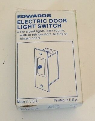 Gs Edwards 44 Roller Ball Contact Switch Door Jamb Low
