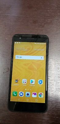 LG - Tribute Dynasty with 16GB Memory Cell Phone - Champagne (Boost mobile) 8/10