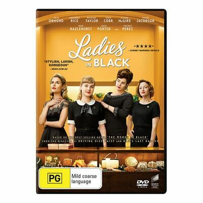 NEW Ladies In Black - DVD