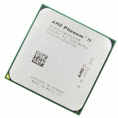 Quad-core Cpu Processor 3.0ghz Cache Socket Amd X4 945 AM2+/AM3 6MB L3 Phenom Ii