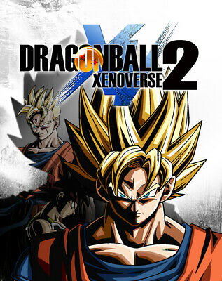 Namco Bandai Games Dragon Ball Xenoverse 2, PS4 Namco Bandai Games Dragon Ball X
