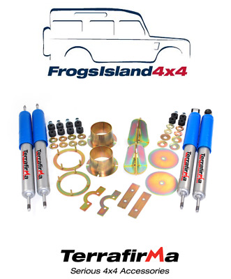 "Tf231 Terrafirma 2"" Pro Sport Mini Dislocation Kit For Land Rover Defender"
