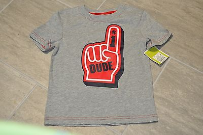 """Boys 4T, new with tags Tshirt, (says """"# 1 Dude"""")"""
