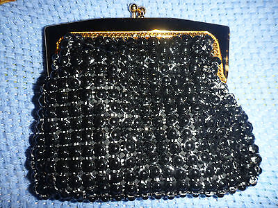 vintage Park Lane genuine Regal mesh purse