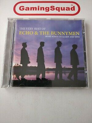 The Very Best Of, Echo And The Bunnymen CD, Supplied by Gaming Squad