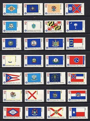 United States - 1976 - American Revolution Bicentennial - mnh collection