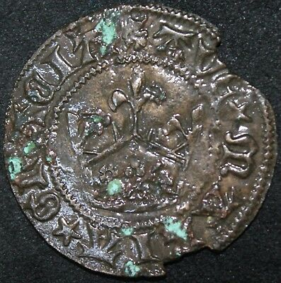 15th Century Late Medieval French Jetton | Tokens | KM Coins