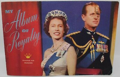 My Album Of Royalty Complete Card Collection | Collectables | KM Coins