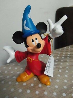 Figurine Resine Mickey Fantasia / Disneyland Paris