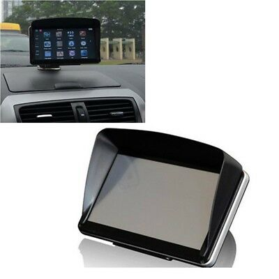 "5"" Car GPS Sun Shade Sunshield Visor Anti Glare for Car GPS Navigator"