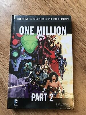 DC Comics Graphic Novel Collection Special Edition - One Million Part 2