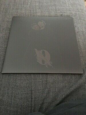 QUEENS OF THE STONE AGE 'LIKE CLOCKWORK' Ltd 2013 'Black On Black' NM