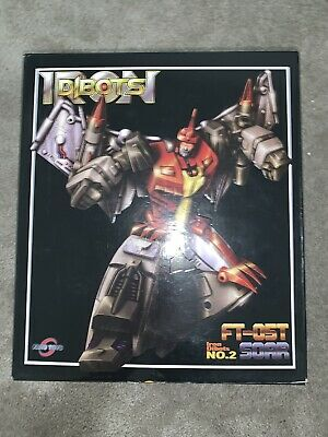 Fans Toys FT-05T Soar Red Ver Transformers Action Figure IN STOCK USA SELLER