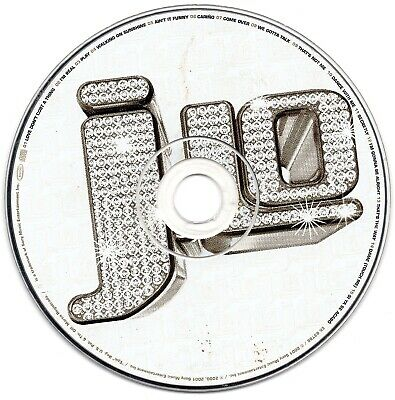 J-Lo By Jennifer Lopez 2001 USED CD Professionally Cleaned