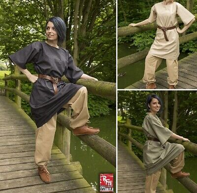 RFB Classic Thigh Length Tunic for Costume,Stage,Re-enactment & LARP