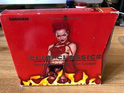 """The House Collection-""""Club Classics Vol. 2""""- Block-Peer-Cosford-- 3CD Boxset-NEW"""