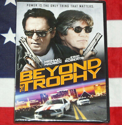 NEW Beyond the Trophy (DVD, 2014) Michael Madsen, Eric Roberts SEALED