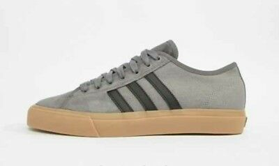 new style cac9e 585b9 adidas Skateboarding Matchcourt RX Trainers In Grey Mens Size Uk 4.5