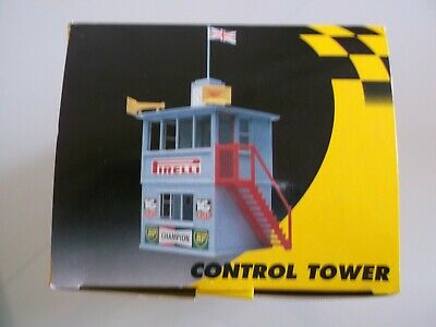 Scalextric C.642 Control Tower , NEW , Mint in Box . Never Built , Sealed