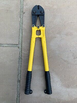 """Draper 18"""" Bolt Cutters Used Once From New"""