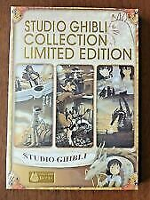 studio ghibli collection limited edition dvd set 18 movies on 6 disc new sealed