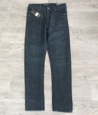 Boys Firetrap Slim Straight Leg Dark Indigo Denim Jean Age 10/11 Years