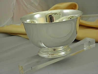 Tiffany & Co Makers # 23615 Sterling Silver Candy Bowl