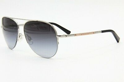 9b156ee5382f0 Michael Kors Mk 1001 100111 Silver Authentic Sunglasses Frame 59-14