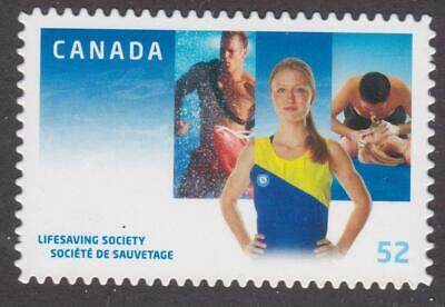 Canada 2008 #2282ii Lifesaving Society Centennial - Unused