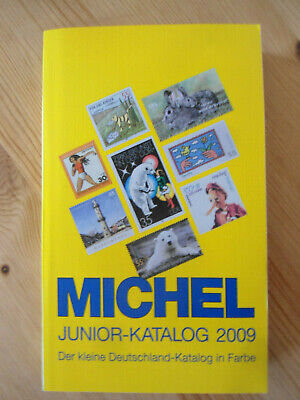 MICHEL Briefmarken Deutschland Junior-Katalog 2009
