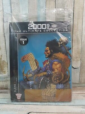 2000 AD The Ultimate Collection Issue 1 Slaine - # 32 Graphic Novel New Free P&P