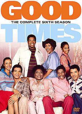 Good Times - The Complete Sixth Season DVD