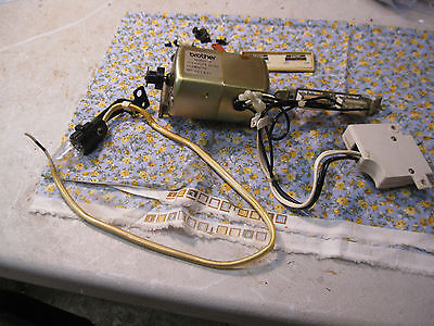 Brother Xl 5001 Pacesetter Model F Sewing Machine Motor Light On/Off Switch