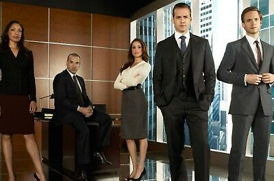 Suits Season Series 1 One Pilot Episode Script. Gabriel Macht, Meghan Markle.