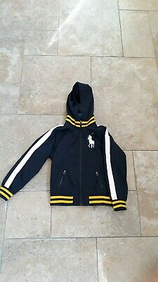 Boys Polo Ralph Lauren Lightweight Jacket Age 7 Years
