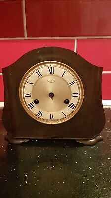 Bakelite Smiths mantel clock Spares or repair