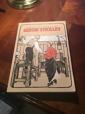 Collected Works of Gustav Stickley - perfect condition