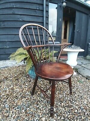 Georgian Thames Valley Windsor Chair