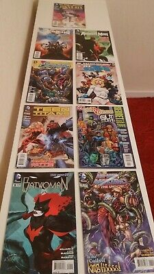 Job Lot Bundle DC Comics x9 Books